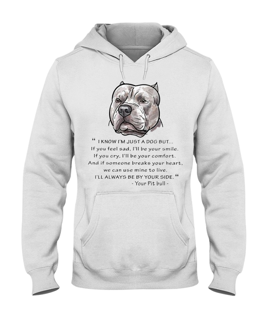 From - Your Pitbull - Hooded Sweatshirt
