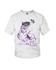 Fight Like Tiger Youth T-Shirt thumbnail