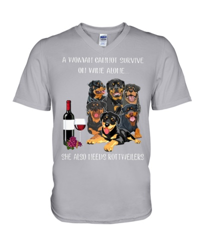 Rottweiler Wine Limited edition