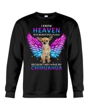 Chihuahua Heaven Crewneck Sweatshirt thumbnail