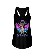Chihuahua Heaven Ladies Flowy Tank thumbnail