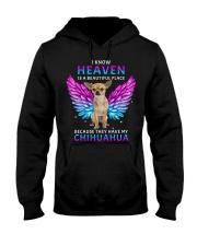 Chihuahua Heaven Hooded Sweatshirt thumbnail