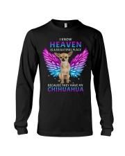 Chihuahua Heaven Long Sleeve Tee thumbnail
