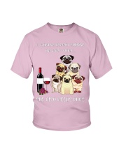 Woman Need Pugs Youth T-Shirt thumbnail