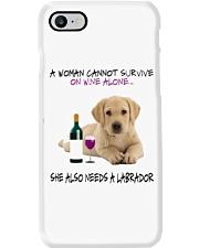 A Woman Also need A Labrador Phone Case thumbnail