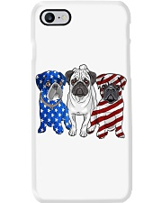 Pugs Flag Phone Case thumbnail