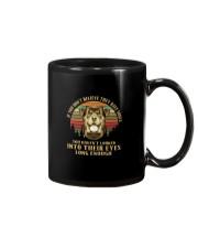 Rottweiler Believe Mug thumbnail