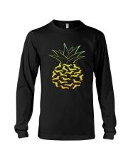Dachshund - Pineapple Long Sleeve Tee thumbnail
