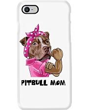 Pitbull Mom Phone Case thumbnail