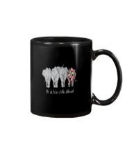 Its Ok To Be Diffrent Elephant Mug thumbnail