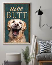 Golden Retriever Nice Butt 11x17 Poster lifestyle-poster-1