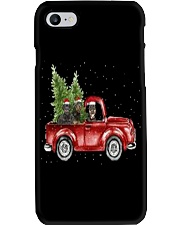 Rottweiler Christmas Car Phone Case thumbnail