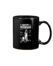German Shepherd Anatomy Mug thumbnail