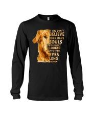 Golden Retriever Believe Long Sleeve Tee thumbnail