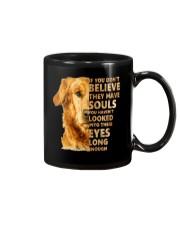 Golden Retriever Believe Mug thumbnail