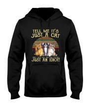 TELL ME IT'S JUST A CAT Hooded Sweatshirt thumbnail