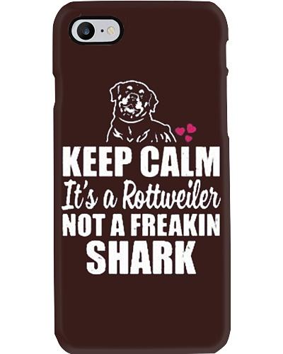 Keep Calm its A Rottweiler