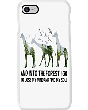 Giraffe Soul Phone Case thumbnail