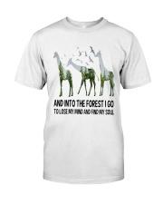Giraffe Soul Classic T-Shirt thumbnail
