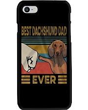 Dachshund Dad Best EVER Phone Case thumbnail