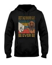 Dachshund Dad Best EVER Hooded Sweatshirt thumbnail