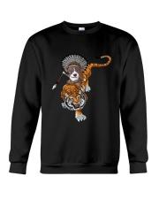 Pitbull Tigre  Crewneck Sweatshirt thumbnail