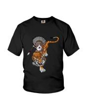 Pitbull Tigre  Youth T-Shirt thumbnail