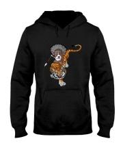 Pitbull Tigre  Hooded Sweatshirt thumbnail