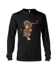 Pitbull Tigre  Long Sleeve Tee thumbnail