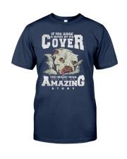 Pitbull Amazing Classic T-Shirt thumbnail