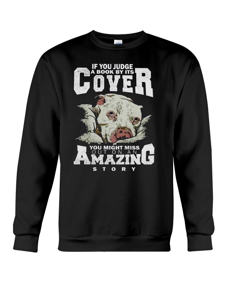 Pitbull Amazing Crewneck Sweatshirt