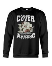 Pitbull Amazing Crewneck Sweatshirt front