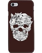 Chihuahua Skull  Phone Case thumbnail