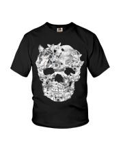 Chihuahua Skull  Youth T-Shirt thumbnail