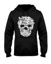 Chihuahua Skull  Hooded Sweatshirt thumbnail