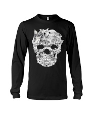 Chihuahua Skull  Long Sleeve Tee thumbnail