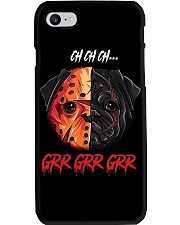 Pugs Halloween Grr Phone Case thumbnail