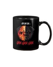 Pugs Halloween Grr Mug thumbnail