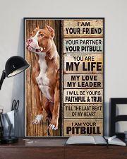 Pitbull Partner 11x17 Poster lifestyle-poster-2