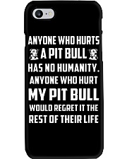 Save Pitbull Life  Phone Case thumbnail