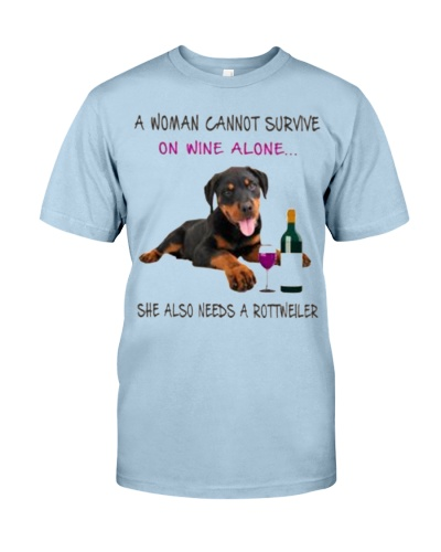 Woman Also Need Rottweiler