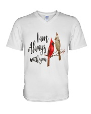 Always With You V-Neck T-Shirt thumbnail