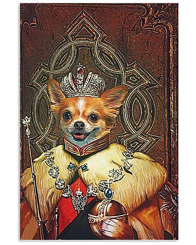Chihuahua King Portrait