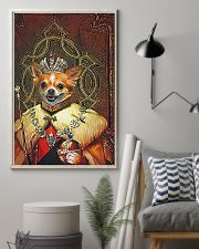 Chihuahua King Portrait 11x17 Poster lifestyle-poster-1