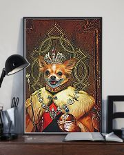 Chihuahua King Portrait 11x17 Poster lifestyle-poster-2
