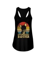 Chihuahua Dad Best  Ladies Flowy Tank thumbnail