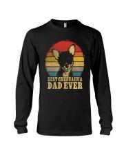 Chihuahua Dad Best  Long Sleeve Tee thumbnail