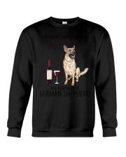 Woman Need Gsd Crewneck Sweatshirt thumbnail