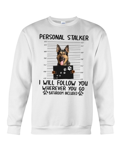 German Shepherd Stalker