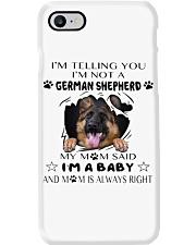 i'm Baby German Shepherd Phone Case thumbnail